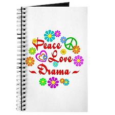 Peace Love Drama Journal