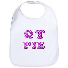 Q T Pie Bib