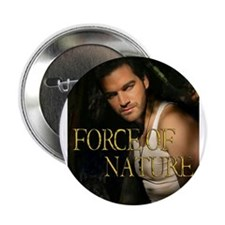 """Force of Nature 2.25"""" Button"""
