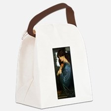 Proserpine by Rossetti Canvas Lunch Bag
