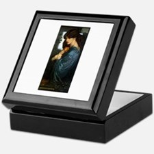Proserpine by Rossetti Keepsake Box