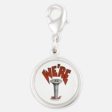 Were Screwed Screw Charms