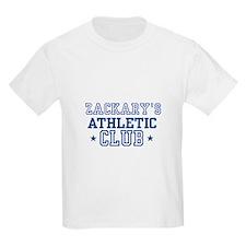 Zackary Kids T-Shirt