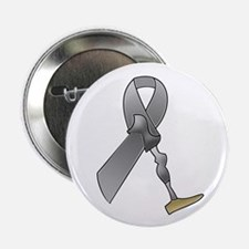 """Amputee Ribbon 2.25"""" Button"""