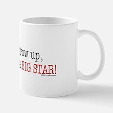 ... a big star Mug