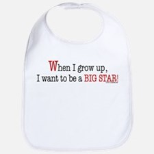 ... a big star Bib