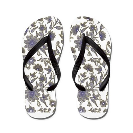 Lace Recovery Flip Flops