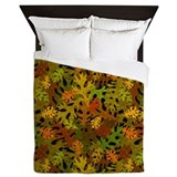 Autumn leaves Duvet Covers