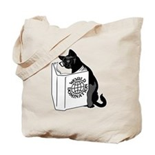 Cat World Domination Tote Bag