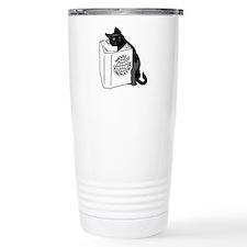 Cat World Domination Travel Mug