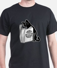 Cat World Domination T-Shirt