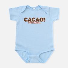 Portlandia Cacao Body Suit
