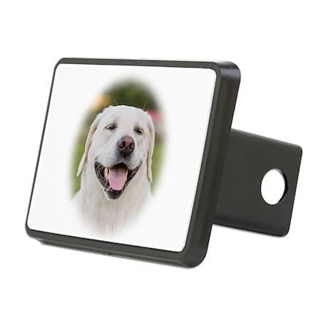 Labrador Retriever Rectangular Hitch Cover
