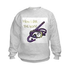 How I See The World Sweatshirt