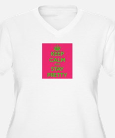 Keep Calm Plus Size T-Shirt