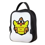 VEGETARIANS HAVE COMPASSION Neoprene Lunch Bag