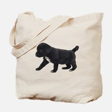 Labrador Retriever Puppy Tote Bag