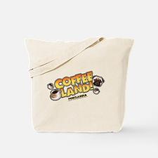 Portlandia Coffee Land Tote Bag