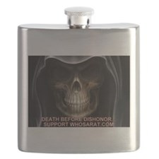 Unique Snitching Flask