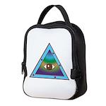 KEEP YOUR THIRD EYE OPEN! Neoprene Lunch Bag