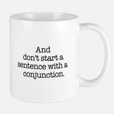 Conjunction Mug