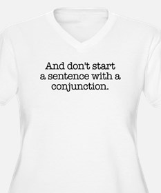 Conjunction T-Shirt
