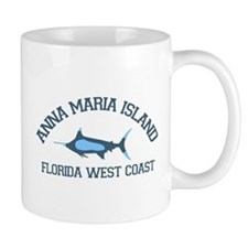 Anna Maria Island - Fishing Design. Mug