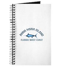 Anna Maria Island - Fishing Design. Journal