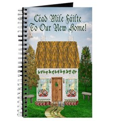 Housewarming Gift Cottage Journal