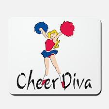 Cheer Diva Mousepad