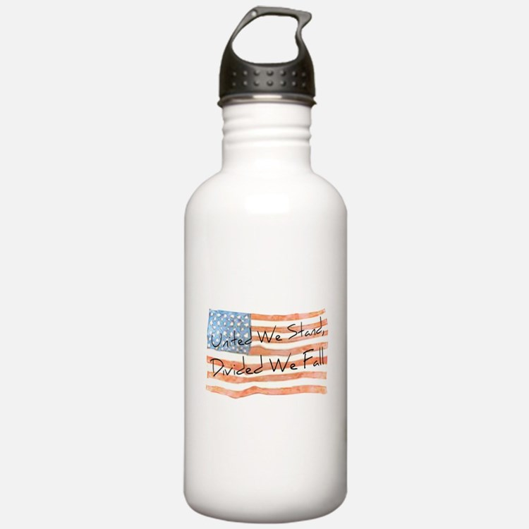 United We Stand Water Bottle