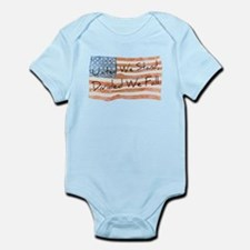 United We Stand Body Suit