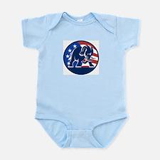 Republican Elephant Body Suit