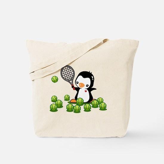 Penguin Penguin Tote Bag