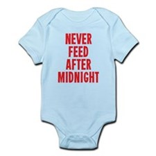 Never Feed After Midnight Body Suit