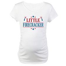 4th of July, Little Firecracker Shirt