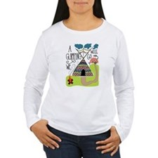 A Glamping we will go Long Sleeve T-Shirt