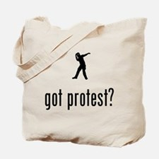 Protester Tote Bag