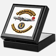 AAC - B-24 - 15 AF Keepsake Box