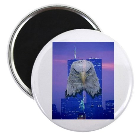 911 Tribute Magnet
