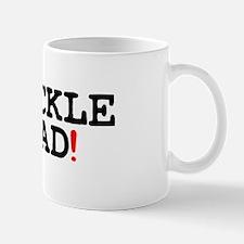 KNUCKLEHEAD! Small Mug