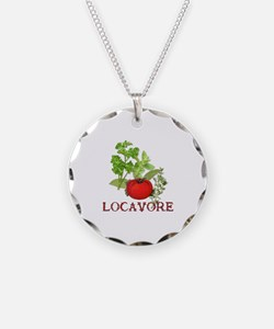 Be A Locavore Necklace