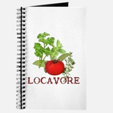 Be A Locavore Journal