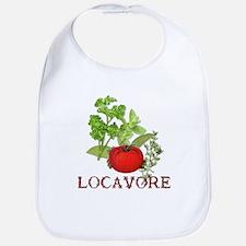Be A Locavore Bib