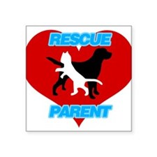 Rescue Parent Sticker