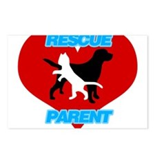 Rescue Parent Postcards (Package of 8)