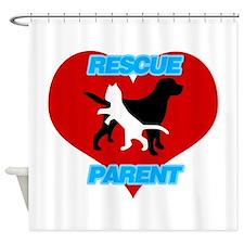 Rescue Parent Shower Curtain