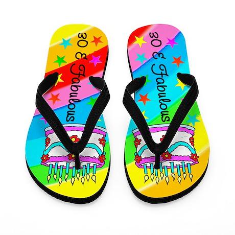 COOL 30TH Flip Flops