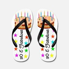 SPLENDID 30TH Flip Flops
