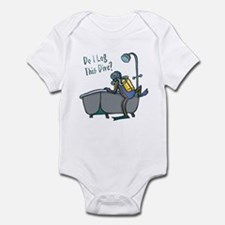 Do I Log This Dive? Infant Bodysuit